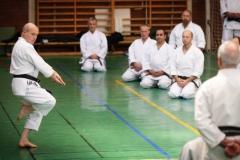 Shito Ryu Karate - Yoshiharu Hatano - Eger - 2016 -17